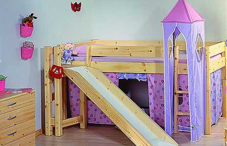 Furnish Your Home Children S Furniture Single Beds Bunk Beds